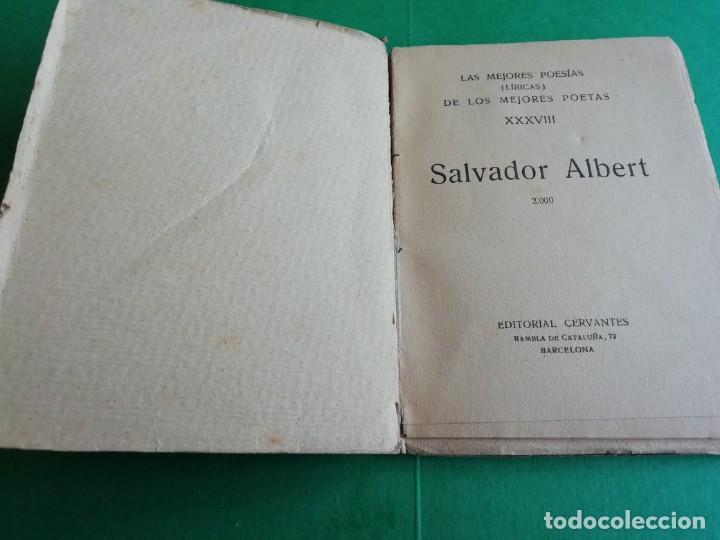 Libros antiguos: LASMEJORES POESIAS -LIRICAS- DE LOS MEJORES POETAS AÑO 1932 - Foto 4 - 165449402