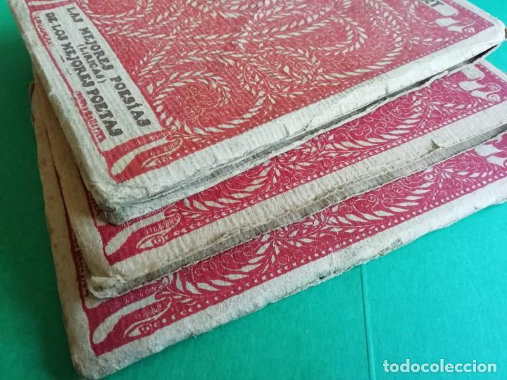 Libros antiguos: LASMEJORES POESIAS -LIRICAS- DE LOS MEJORES POETAS AÑO 1932 - Foto 5 - 165449402