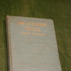 Libros antiguos: THE OCEANIDES. POEMS & TRANSLATIONS, DE PERCY W. SHEDD 1902. Lote 165608438