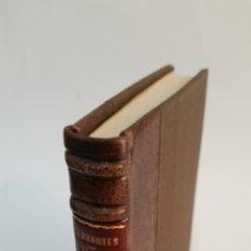 Libros antiguos: 1829 - CERVANTES - VIAGE AL PARNASO. Lote 165959886