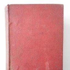 Livros antigos: JUAN MARTINEZ VILLERGAS. POESIAS. TOMO ENCUADERNADO CON POESIAS JOCOSAS Y SATIRICAS / POESIAS VARIAS. Lote 166409194