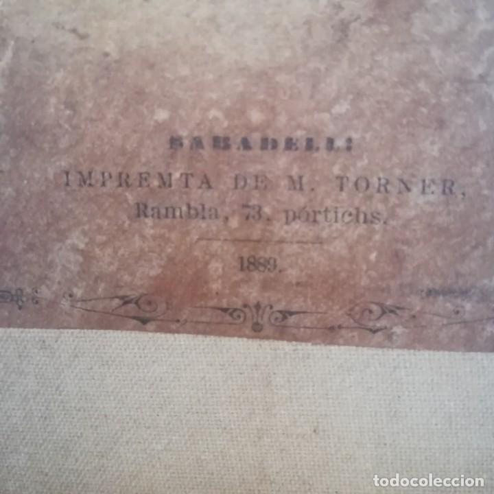 Libros antiguos: LA MUSA CATALANA-APLECH DE POESIAS DELS SENYORS MESTRES EN GAY SABER-M. TORNER-1889-UNA JOYA - Foto 4 - 166721702