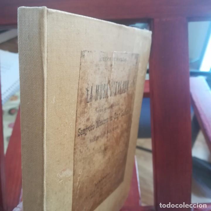 Libros antiguos: LA MUSA CATALANA-APLECH DE POESIAS DELS SENYORS MESTRES EN GAY SABER-M. TORNER-1889-UNA JOYA - Foto 5 - 166721702