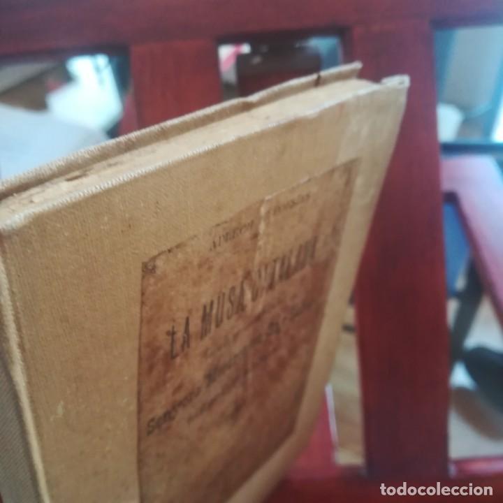 Libros antiguos: LA MUSA CATALANA-APLECH DE POESIAS DELS SENYORS MESTRES EN GAY SABER-M. TORNER-1889-UNA JOYA - Foto 6 - 166721702