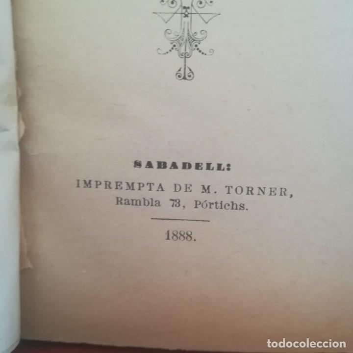 Libros antiguos: LA MUSA CATALANA-APLECH DE POESIAS DELS SENYORS MESTRES EN GAY SABER-M. TORNER-1889-UNA JOYA - Foto 8 - 166721702
