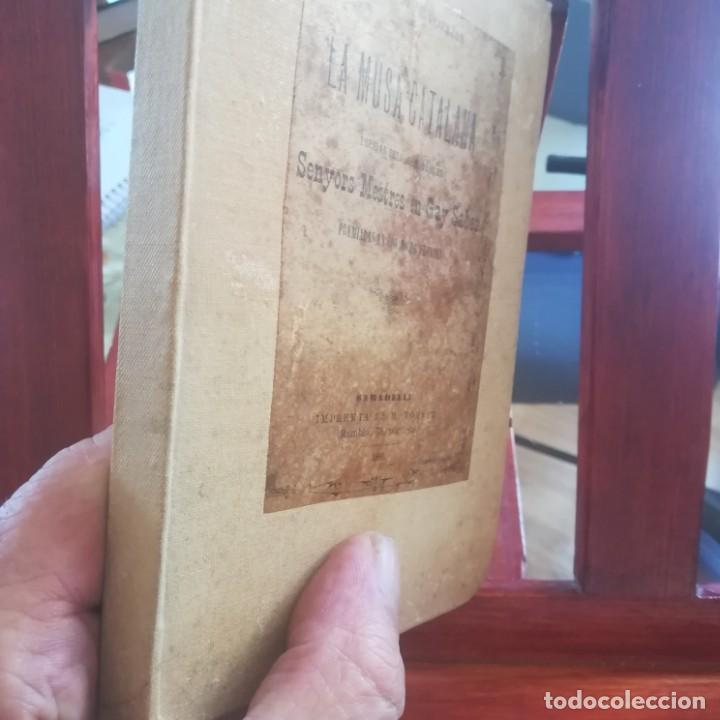 Libros antiguos: LA MUSA CATALANA-APLECH DE POESIAS DELS SENYORS MESTRES EN GAY SABER-M. TORNER-1889-UNA JOYA - Foto 12 - 166721702