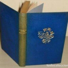 Libros antiguos: GEDICHTE VON RICARDA HUCH. (POETA, FILOSOFA, HISTORIADORA ELEMANA). POESIA. ALEMANIA 1894.. Lote 169724764