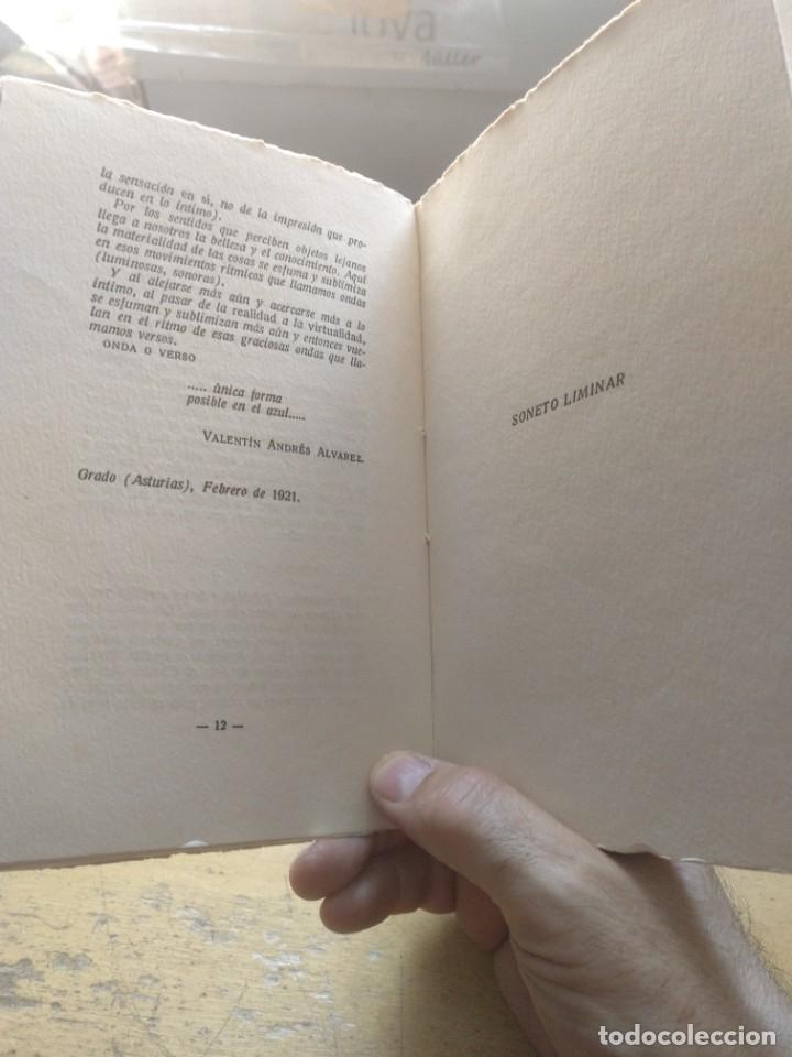 Libros antiguos: REFLEJOS - VALENTÍN ANDRES ALVAREZ - MADRID POESÍAS 1921 EDITORIAL GALATEA AUTOR: VALENTÍN ANDRE - Foto 5 - 169994700