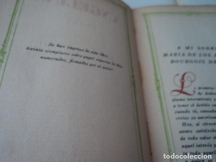 Libros antiguos: ANGELINA: POEMA - MIRAPEIX PUJOL, JOSE 1930 Altés, Barcelona 69 p. 19x13 cm. Enc. rústica - Foto 3 - 170338080