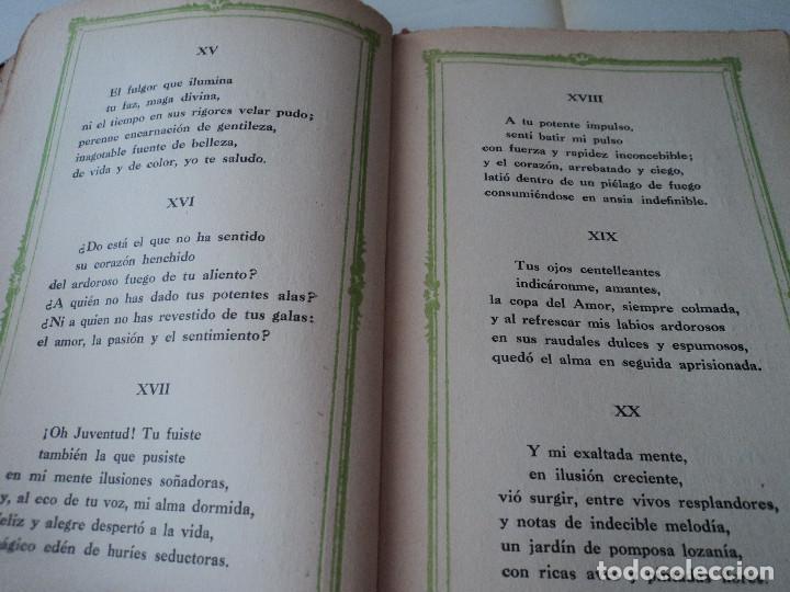 Libros antiguos: ANGELINA: POEMA - MIRAPEIX PUJOL, JOSE 1930 Altés, Barcelona 69 p. 19x13 cm. Enc. rústica - Foto 4 - 170338080