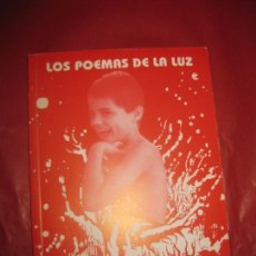 Libros antiguos: LOS POEMAS DE LA LUZ. VARIOS AUTORES. EDICIONES BONET SICHAR VALENCIA 1994.. Lote 170816530