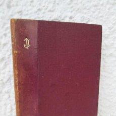 Libros antiguos: PEDRO SALINAS. SEGURO AZAR. REVISTA DE OCCIDENTE. 1929 1ª EDICION. POESIA. VER FOTOGRAFIAS ADJUNTAS. Lote 172082993