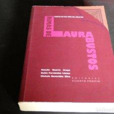 Libros antiguos: RIMAS SARA BUSTOS POETISA SIGLO XIX MUERTA A LOS 12 AÑOS PESA 700 GRAMOS. Lote 172162387
