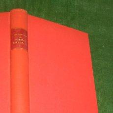 Libros antiguos: POESIAS ESCOGIDAS DE RAMON DE CAMPOAMOR, ILUSTR. F.GOMEZ SOLER - ED.MAUCCI. Lote 172705375