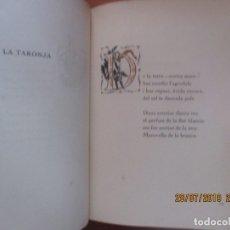 Livres anciens: INSTANTS. POESIES DE MARTI MONTEYS -1924. Lote 172722478