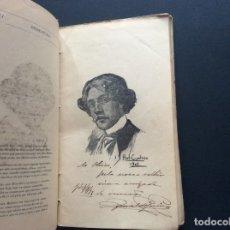 Libros antiguos: ARNALDO PEREIRA, IDMHÊA ( POESIA ). FIRMADO. AÑO 1903. RARO.. Lote 173142237