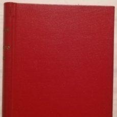 Libros antiguos: LORCA, ROMANCERO GITANO ED. ALBERTI, NUMERADO EN PLENA PIEL, EXILIO. Lote 173485059