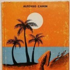 Libros antiguos: ALFONSO CAMÍN - LIRA ERRANTE (MÉXICO, 1964) DEDICADO. Lote 173610660