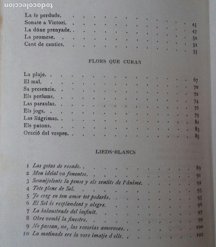 Libros antiguos: LA MUSE REBELDE. JOAN UMBERT. JARDI DE LANIME. EDICION NUMERADA. 43 DE 115. - Foto 7 - 173636482
