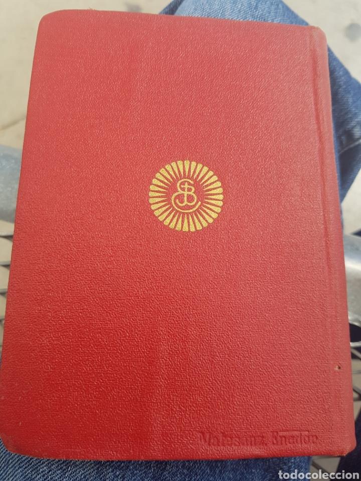 Libros antiguos: 1a. edición Cervantes La Galatea 1934 tapa roja Viaje al Parnaso y Poesías Suertas. Librería Bergua - Foto 2 - 174437178