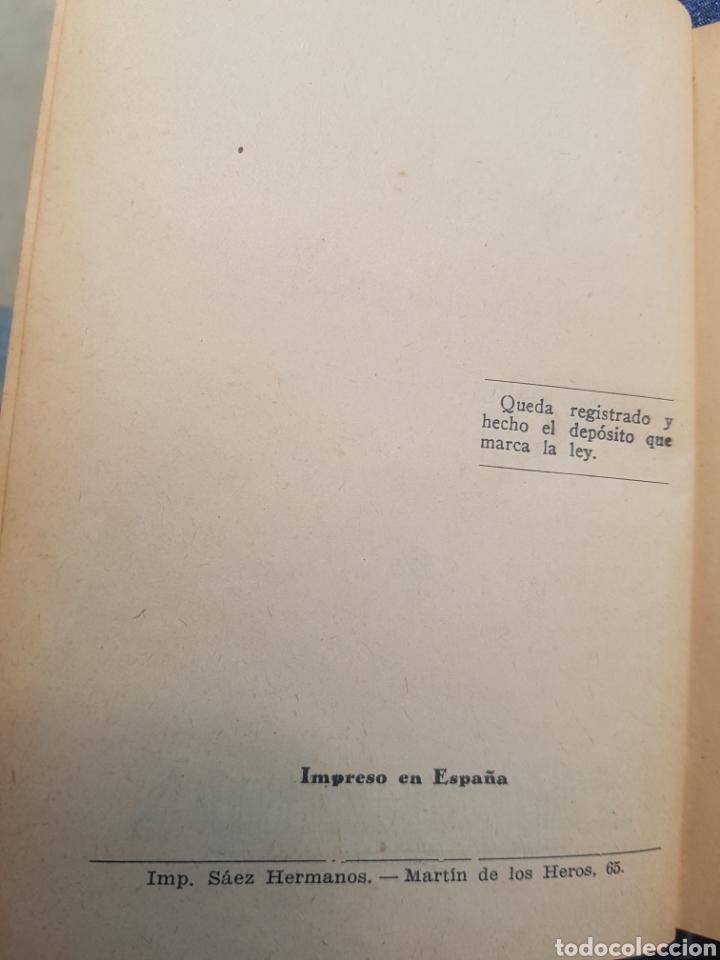 Libros antiguos: 1a. edición Cervantes La Galatea 1934 tapa roja Viaje al Parnaso y Poesías Suertas. Librería Bergua - Foto 5 - 174437178