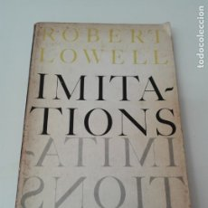 Libros antiguos: IMITATIONS ROBERT LOWELL. Lote 174975079