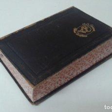 Libros antiguos: OBRAS COMPLETAS GUSTAVO ADOLFO BECQUER AGUILAR PIEL. Lote 175256220