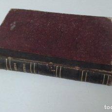 Libros antiguos: NOTAS INTIMAS RICARDO MOLY FIRMADO Y DEDICADO POR EL AUTOR 1875. Lote 175257194