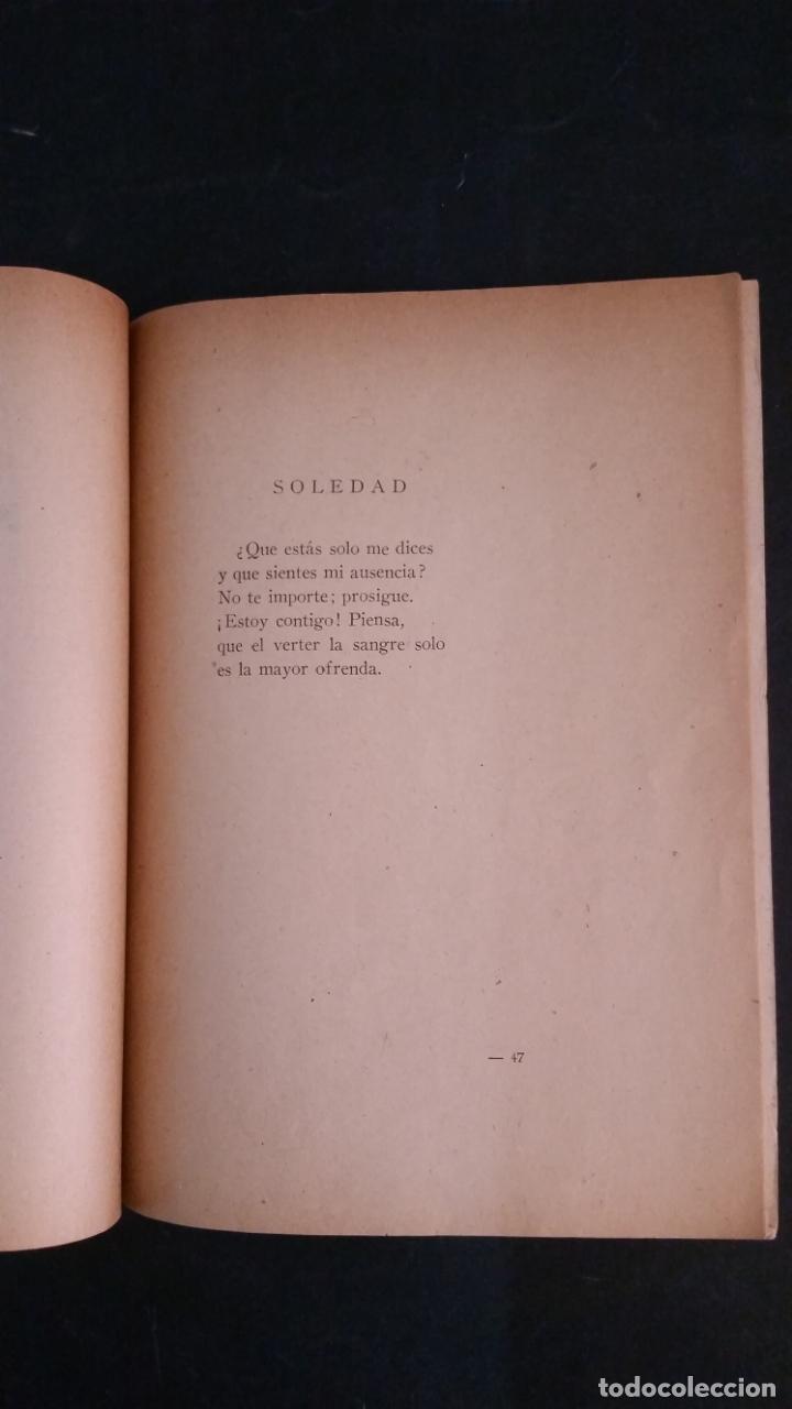 Libros antiguos: 1940 - Alberto Eugenio ALVAREZ RUZ - Canciones libres del piloto en paz y en guerra - Foto 4 - 175978507