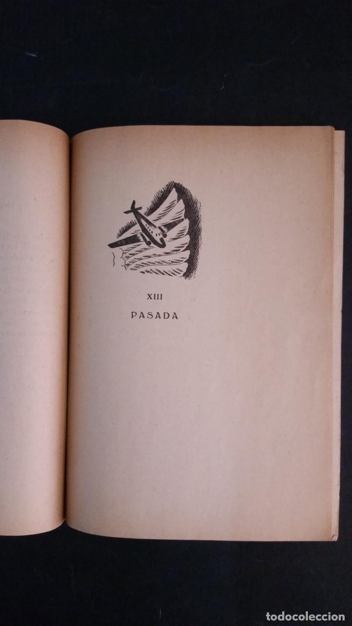 Libros antiguos: 1940 - Alberto Eugenio ALVAREZ RUZ - Canciones libres del piloto en paz y en guerra - Foto 5 - 175978507