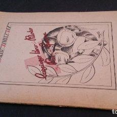 Libros antiguos: 1940 - ALBERTO EUGENIO ALVAREZ RUZ - CANCIONES LIBRES DEL PILOTO EN PAZ Y EN GUERRA. Lote 175978507