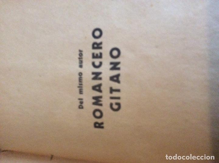 Libros antiguos: Yerma Santiago de Chile - Foto 4 - 176121280