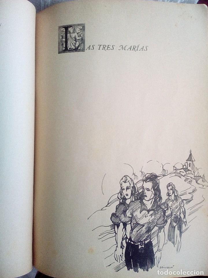 Libros antiguos: POEMAS DE LA FALANGE ETERNA. FEDERICO DE URRUTIA. 1938 - Foto 4 - 178381561