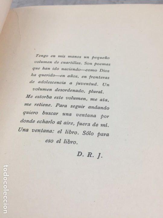 Libros antiguos: PLURAL. 1929-1934. Versos. Primera edición Dionisio RIDRUEJO JIMENEZ Segovia 1935 intonso - Foto 5 - 178965106