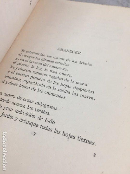 Libros antiguos: PLURAL. 1929-1934. Versos. Primera edición Dionisio RIDRUEJO JIMENEZ Segovia 1935 intonso - Foto 7 - 178965106