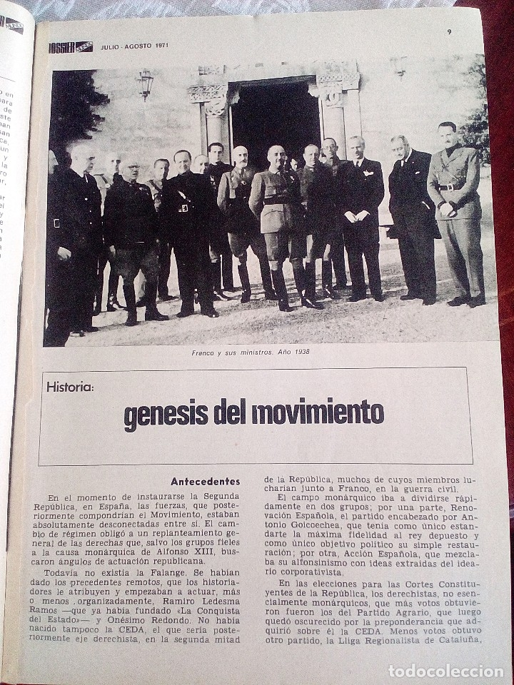 Libros antiguos: POEMAS DE LA FALANGE ETERNA. FEDERICO DE URRUTIA. 1938 - Foto 10 - 178381561