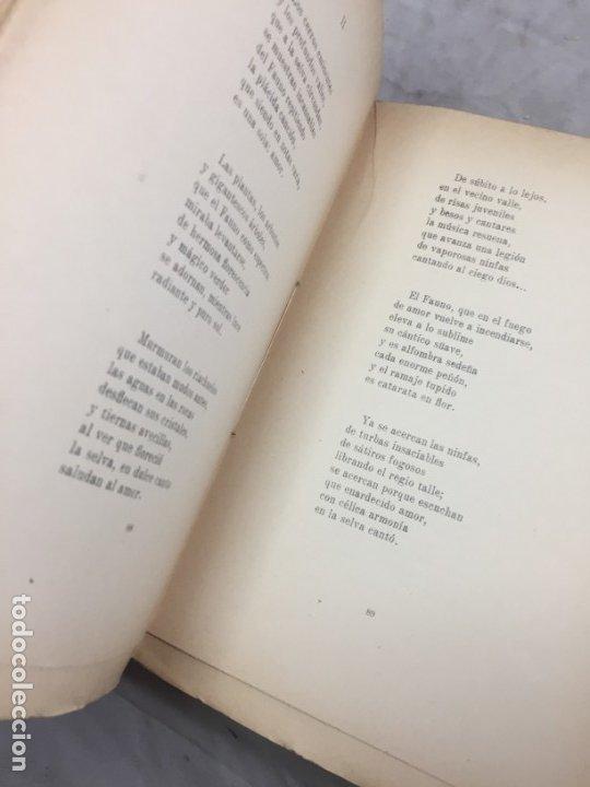Libros antiguos: Por tierras de mi raza. Francisco de Iracheta. Poesías. Madrid, 1912. Dedicatoria y firma autografa - Foto 4 - 179211867