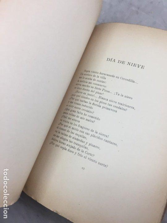 Libros antiguos: Por tierras de mi raza. Francisco de Iracheta. Poesías. Madrid, 1912. Dedicatoria y firma autografa - Foto 5 - 179211867