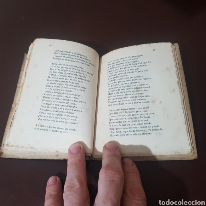 Libros antiguos: LUIS DE CAMOES ED. CERVANTES LAS MEJORES POESIAS LIRICAS DE LOS MEJORES POETAS - Foto 4 - 181491531