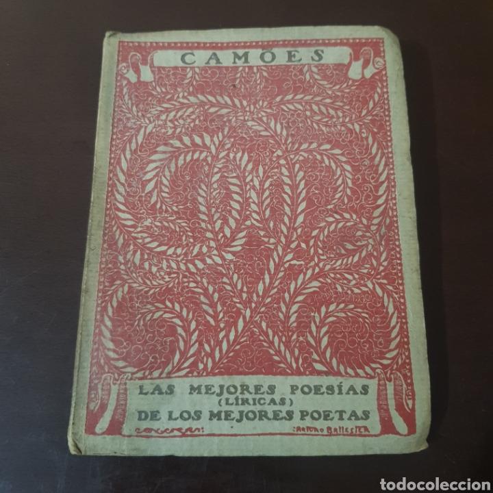 Libros antiguos: LUIS DE CAMOES ED. CERVANTES LAS MEJORES POESIAS LIRICAS DE LOS MEJORES POETAS - Foto 8 - 181491531