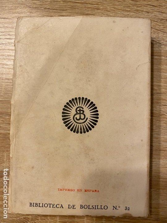 Libros antiguos: LA GALATEA. CERVANTES. VIAJE AL PARNASO Y POESIAS SUELTAS. MADRID, 1934. PAGS:527 - Foto 5 - 181513685