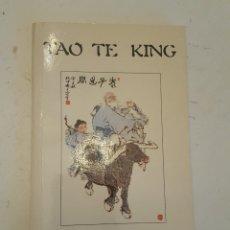 Libros antiguos: TAO TE KING. LAO TZE. LIBRO DE BOLSILLO. . Lote 182830906