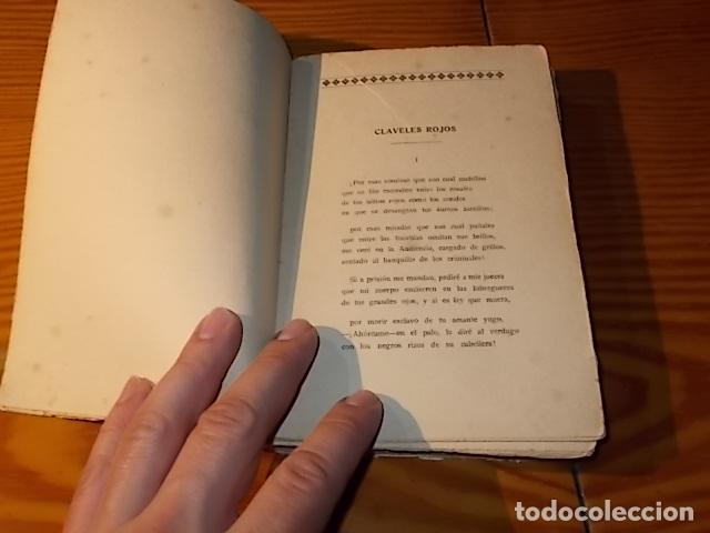 Libros antiguos: LA CASA DEL PECADO. POESÍAS DE FRANCISCO VILLAESPESA . BARCELONA. CASA EDITORIAL MAUCCI . - Foto 3 - 182909098