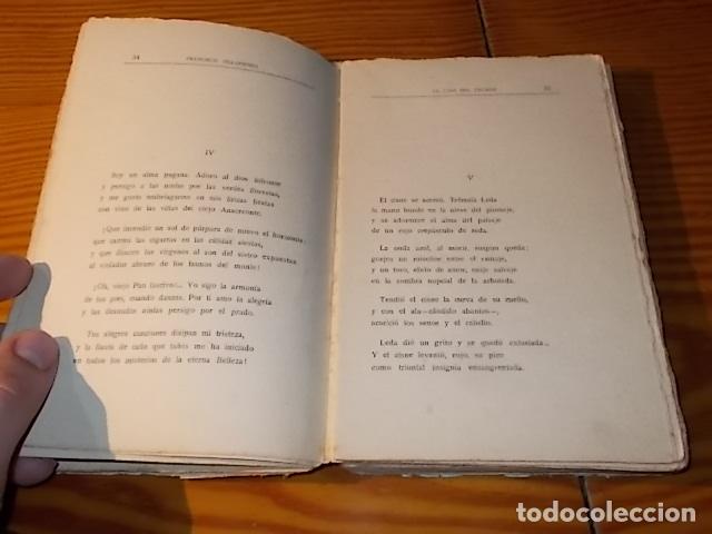 Libros antiguos: LA CASA DEL PECADO. POESÍAS DE FRANCISCO VILLAESPESA . BARCELONA. CASA EDITORIAL MAUCCI . - Foto 4 - 182909098