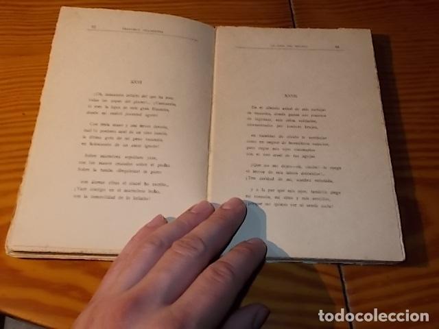 Libros antiguos: LA CASA DEL PECADO. POESÍAS DE FRANCISCO VILLAESPESA . BARCELONA. CASA EDITORIAL MAUCCI . - Foto 6 - 182909098
