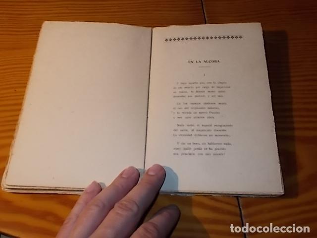 Libros antiguos: LA CASA DEL PECADO. POESÍAS DE FRANCISCO VILLAESPESA . BARCELONA. CASA EDITORIAL MAUCCI . - Foto 7 - 182909098