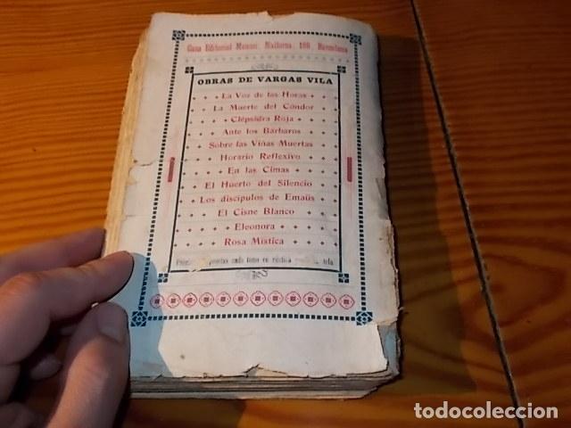 Libros antiguos: LA CASA DEL PECADO. POESÍAS DE FRANCISCO VILLAESPESA . BARCELONA. CASA EDITORIAL MAUCCI . - Foto 10 - 182909098
