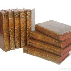 Libros antiguos: 1776. OBRAS COMPLETAS DE ALEXIS PIRON, DRAMATURGO Y POÉTICA SATÍRICO - MÚSICA - 9 TOMOS DEL S. XVIII. Lote 183475950