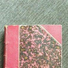 Libros antiguos: POESÍAS ESCOGIDAS DE QUEVEDO, 1877. Lote 183988391