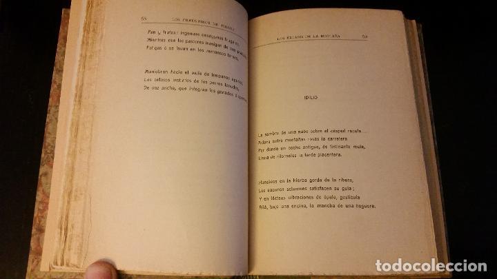 Libros antiguos: 1909 - JULIO HERRERA Y REISSIG - LOS PEREGRINOS DE PIEDRA - 1ª ED. - Foto 4 - 186156225
